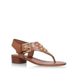 Michael Kors Valencia Thong Sandals 9M NEW